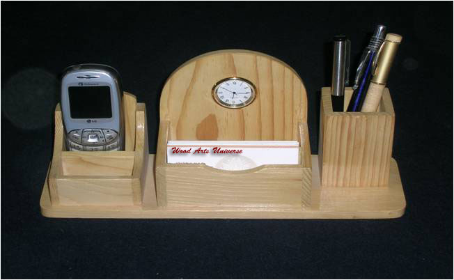 Executive Desktop Organizer