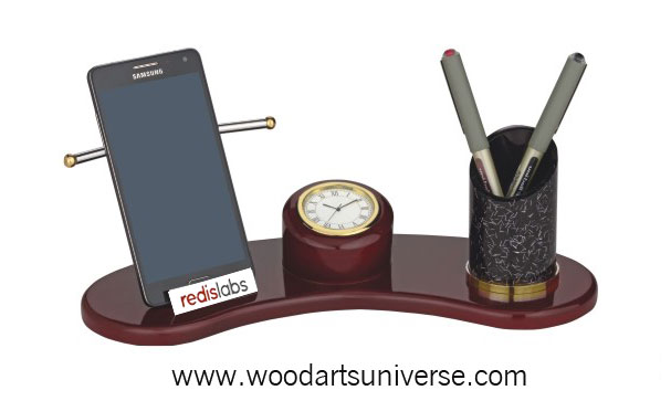 Beautiful  Desk Organizer With Pen Holder  WAUCUST43000