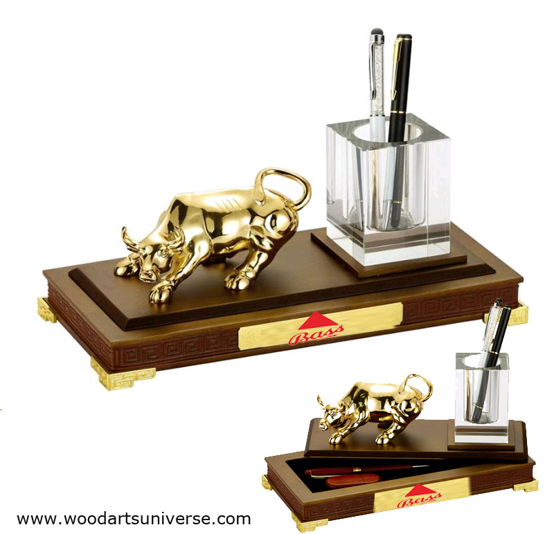 Bull Pen Holder with 4G U Disk WASSBH60300