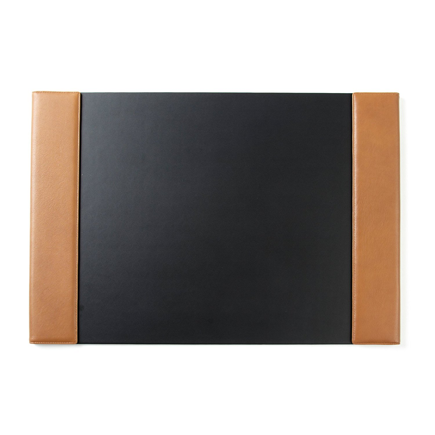Cognac Brown Leather Desk Pad WAUCUST315