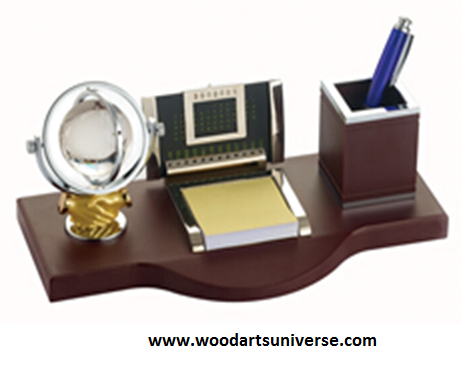 Beautiful Desk Organizer With Calendar WAUSCBH1800