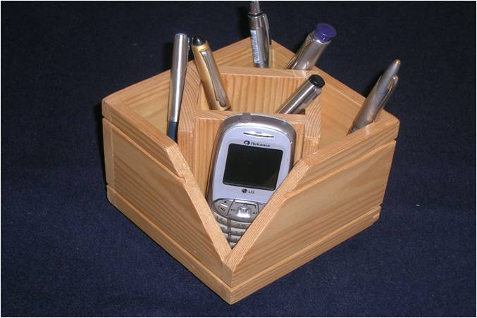 Desktop Caddy