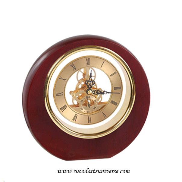 Logo Desk Clock WAUESCO738502