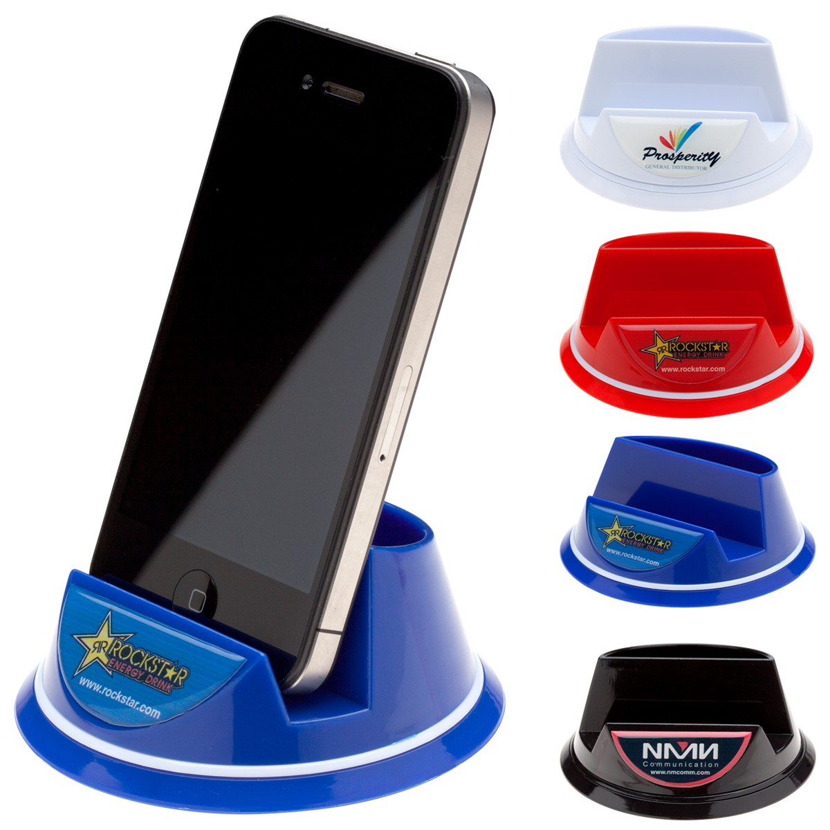 Revolving Cell Phone Stand  With Paper Clip Holder  WASDPFU0300