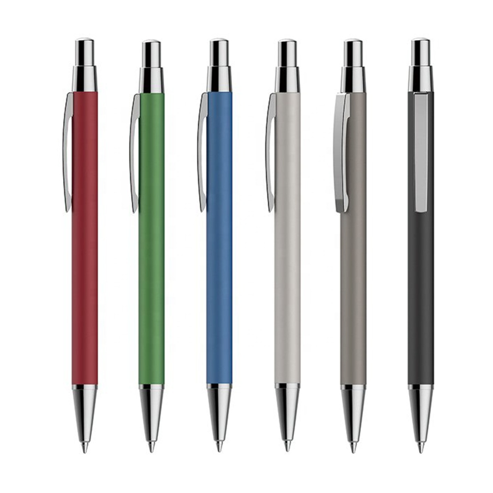 Classy Lacquered Logo Pen WAUCUST1107A